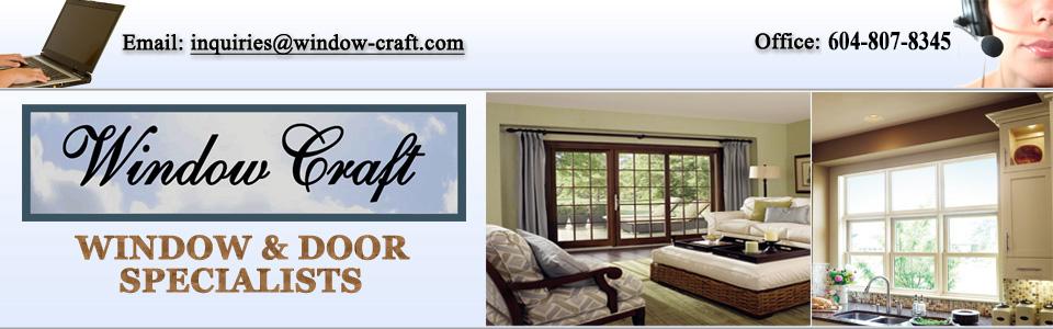 Window Craft Sales Inc.
